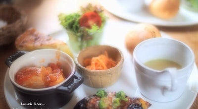 Photo of Cafe cafe la famille at 結城911-4, 結城市, Japan