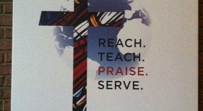 Photo of Church Matthews United Methodist Church at 801 S Trade St, Matthews, NC 28105, United States