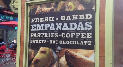 Photo of Empanada Restaurant Nuchas Artisan Empanadas at Broadway, New York City, NY, United States