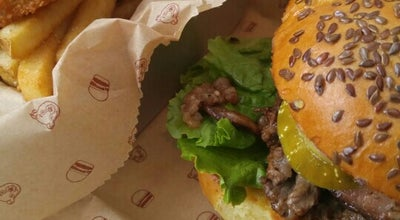 Photo of Burger Joint BareBurger Organic at Connecticut Ave, Washington, DC 20009, United States