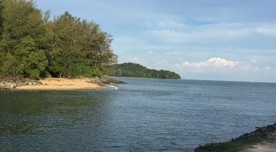 Photo of Beach Pantai kerteh at Malaysia