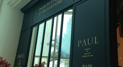 Photo of French Restaurant Paul at Al Wahda Mall, Abu Dhabi, United Arab Emirates