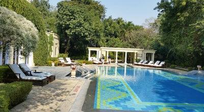 Photo of Spa Jiva Spa and Fitness Centre at Rambagh Palace Hotel, Jaipur, India