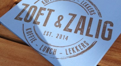 Photo of Coffee Shop Zoet & Zalig at Hoofddorp, Netherlands