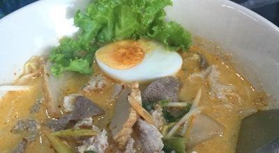 Photo of Ramen / Noodle House ก๋วยเตี๋ยวต้มยำกุ้งมะนาวไข่หวาน at ถ.เยาวราช, Mueang Phuket 83000, Thailand