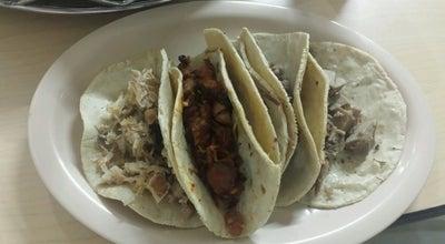 Photo of Mexican Restaurant Tacos El rico lechon at Zacatecas, Mexico