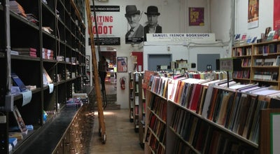 Photo of Bookstore Samuel French at 7623 W Sunset Blvd, Los Angeles, CA 90046, United States