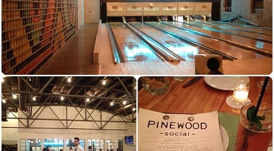 Photo of Social Club Pinewood Social at 33 Peabody Street, Nashville, TN 37210, United States