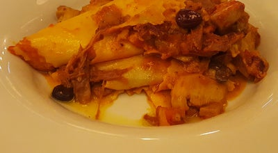 Photo of Italian Restaurant La Vecchia Signora Stockholm at 163 Aasoegatan, Stockholm 116 32, Sweden
