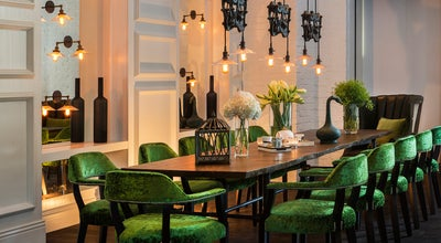 Photo of Modern European Restaurant Grace at Kurfürstendamm 25, Berlin 10719, Germany
