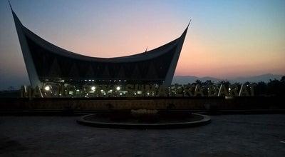 Photo of Mosque Masjid Raya Sumatera Barat at Jl. Khatib Sulaiman, Padang 25212, Indonesia