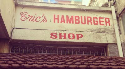 Photo of Sandwich Place Eric's Hamburger Shop at Bd Mohammed V, Tangier, Morocco