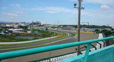 Photo of Racetrack 鈴鹿サーキット 1コーナー at 稲生町7992, 鈴鹿市 510-0295, Japan