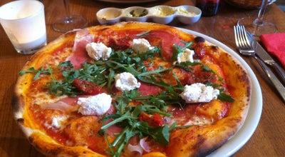 Photo of Italian Restaurant La Filosofia at Parkstraat 2, Leuven 3000, Belgium