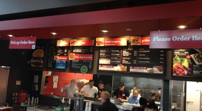 Photo of Burger Joint Union Burger at 4188 Living Arts Dr, Mississauga, ON L5B 0H7, Canada