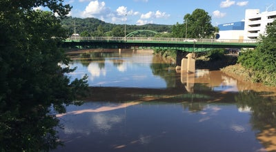 Photo of Lake Kanawha River, Charleston WV at Kanawha Blvd E, Charleston, WV 25305, United States