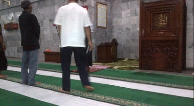 Photo of Mosque Mesjid Ar Rahman at Jl Kampung Melayu, Banjarmasin, Indonesia