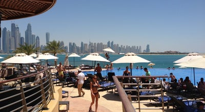 Photo of Bar Marina Beach Bar at Oceana, The Palm Jumeirah, Dubai, United Arab Emirates