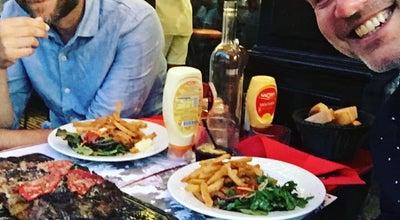 Photo of Tapas Restaurant Bar du Marché at 8 Rue Des Halles, Biarritz 64200, France