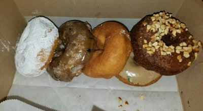 Photo of Donut Shop Manna Donuts at 16377 Harbor Blvd, Fountain Valley, CA 92708, United States