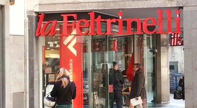 Photo of Bookstore La Feltrinelli at Piazza Dei Martiri, 23, Napoli 80121, Italy