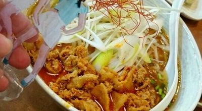 Photo of Ramen / Noodle House めん丸 矢板店 at Japan