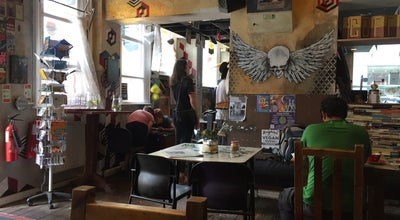 Photo of Cafe Presuming Ed at 114-115 London Rd, Brighton BN1 4LJ, United Kingdom