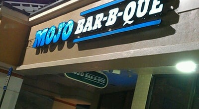 Photo of BBQ Joint MOJO Bar B Que, A Southern Blues Kitchen at 1607 University Blvd W, Jacksonville, FL 32217, United States