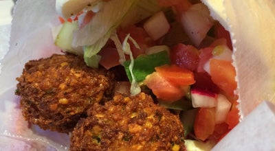 Photo of Mediterranean Restaurant Murray's Falafel at 261 1st Ave, New York, NY 10003, United States
