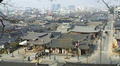 Photo of Village 전주한옥마을 (Jeonju Hanok Village) at 완산구 태조로 6, 전주시, South Korea