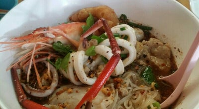 Photo of Ramen / Noodle House แม่เปิ้ลก๋วยเตี๋ยวต้มยำทะเล at ซ.เทศบาล 8, Mueang Samut Sakhon 74000, Thailand
