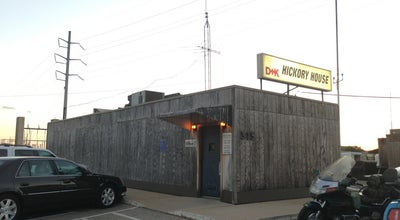 Photo of BBQ Joint Hickory House at 293-341 Park Rd, Waterloo, IA 50703, United States