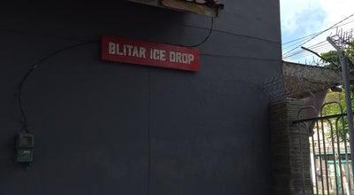 Photo of Ice Cream Shop Pabrik Es Drop Blitar at Jl. Anggrek No.51, Blitar, Indonesia