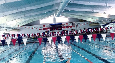 Photo of Pool Mary T. Meagher Aquatic Center at 201 Reservoir Ave, Louisville, KY 40206, United States