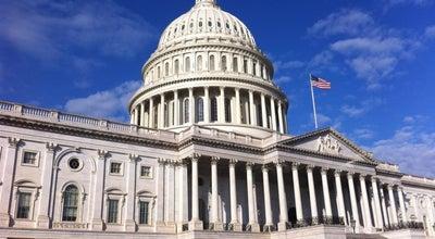 Photo of Capitol Building U.S. Capitol - House of Representatives at Us Capitol, Washington, DC 20515, United States