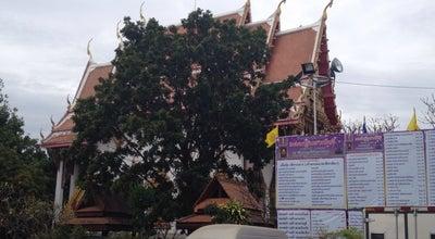 Photo of Historic Site วัดราษฏร์บำรุง (วัดปรก) at Thailand