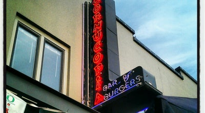 Photo of Burger Joint Cornucopia Bar & Burgers at 207 E 5th Ave, Eugene, OR 97401, United States