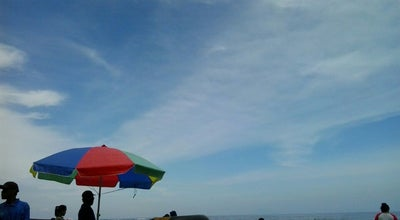 Photo of Beach Pantai Legon Anyer at Jl. Raya Anyer, Bandulu, Serang, Indonesia