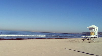 Photo of Beach Ocean Beach 92107 at San Diego, CA, United States