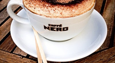 Photo of Coffee Shop Caffé Nero at Valikonağı Cad. Nizampalas, İstanbul, Turkey
