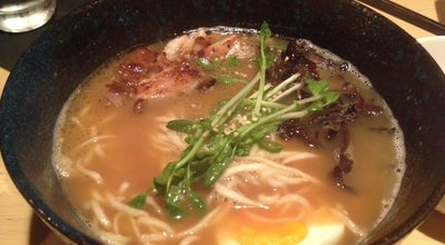 Photo of Ramen / Noodle House Tanoshii at 2724 Commerce St, Dallas, TX 75226, United States