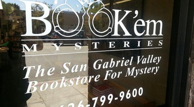 Photo of Bookstore Book Em Mysteries at 1118 Mission St, South Pasadena, CA 91030, United States