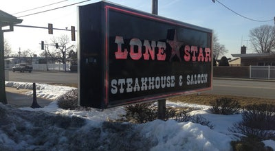 Photo of Steakhouse Lone Star Steakhouse & Saloon at 9340 Joliet Rd, Hodgkins, IL 60525, United States