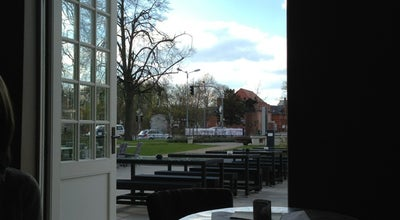 Photo of Cafe Theatercafé at Anklamer Str. 108, Greifswald 17489, Germany