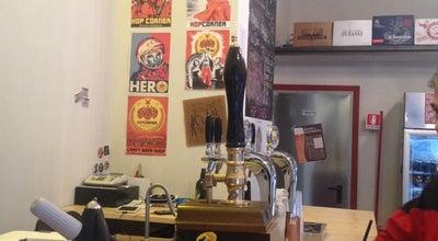 Photo of Brewery Hop Corner - Birra Bistrot at Via Di San Barbara 1, Rome 00176, Italy