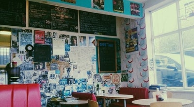 Photo of Diner Okeh Cafe at Abbeydale Road, Sheffield S7 1FF, United Kingdom
