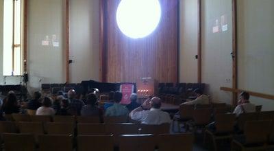 Photo of Church Bloomington Unitarian Universalist Church at 2120 N Fee Ln, Bloomington, IN 47408, United States