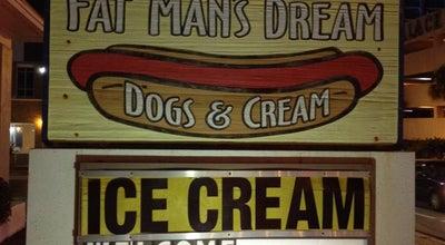 Photo of Dessert Shop Fat Mans Dream, Dogs N' Cream at 1405 S Ocean Blvd, Myrtle Beach, SC 29577, United States