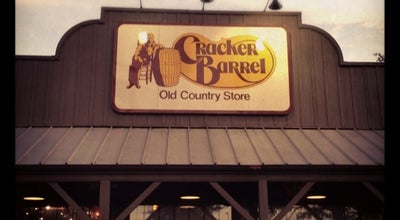 Photo of American Restaurant Cracker Barrel Old Country Store at 1458 Southlake Plaza Drive I-75 & Jonesboro Road, Morrow, GA 30260, United States