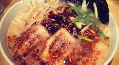Photo of Food Totto Ramen at 366 W. 52nd St, New York, NY 10019, United States